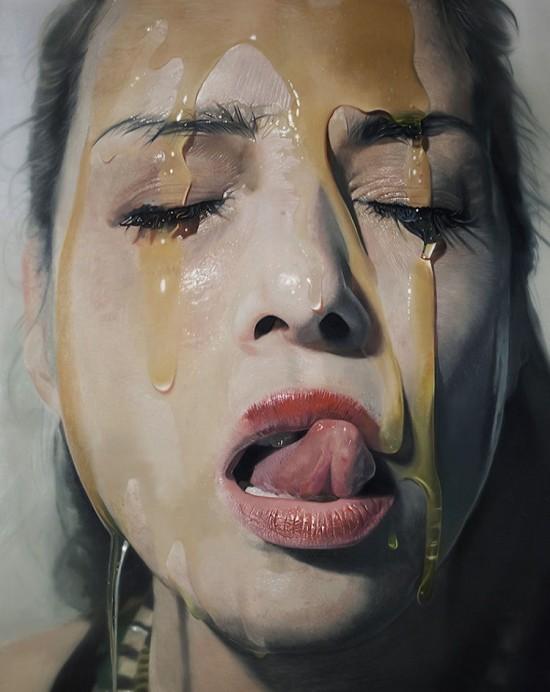 نقاشی یا واقعیت / نقاشی های حیرت انگیز هنرمند آلمانی
