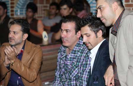 عکسهای بازیگران ایرانی در یک جشن تولد