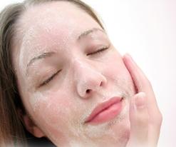 ماسک برای پوست حساس