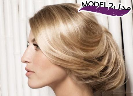 مدل مو زنانه 95