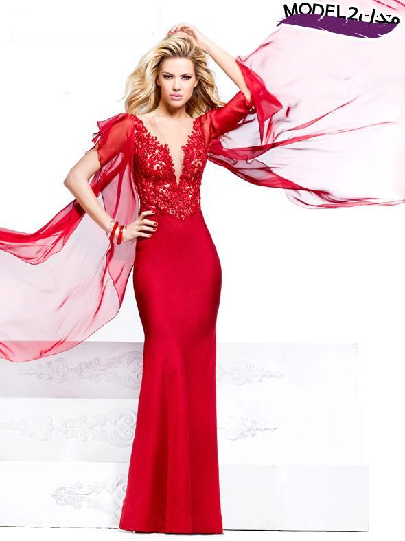 مدل لباس مهمانی زنانه 2016