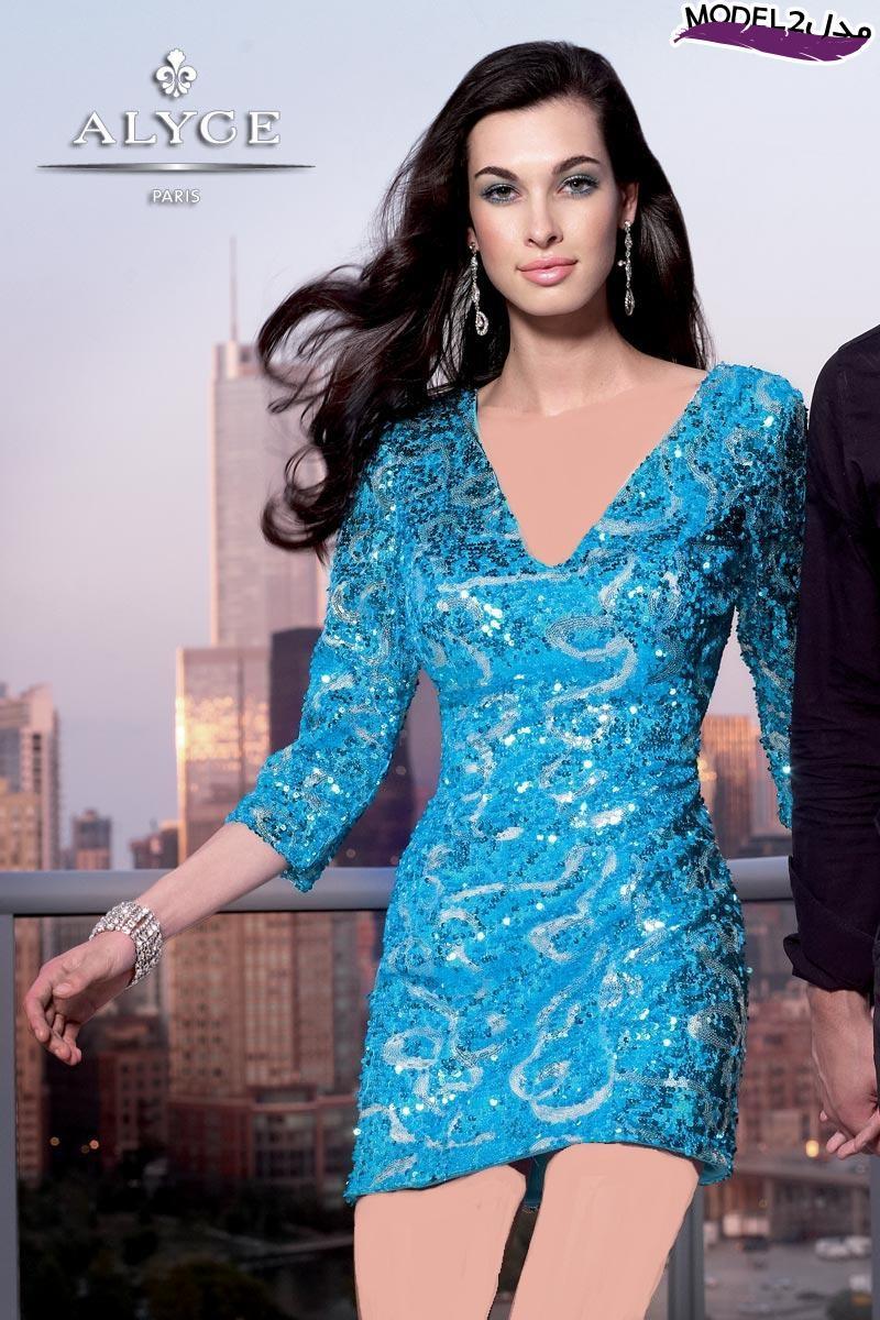 مدل لباس مجلسی زنانه 95