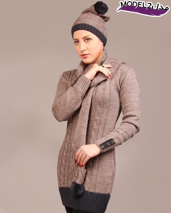 مدل لباس بافتنی زنانه 95
