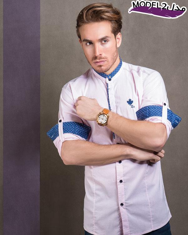 عکس پیراهن مردانه وپسرانه سری جدید1395-2017-2016