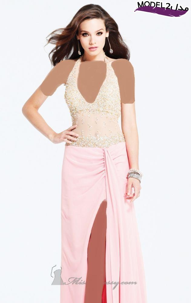 مدل لباس شب 2017