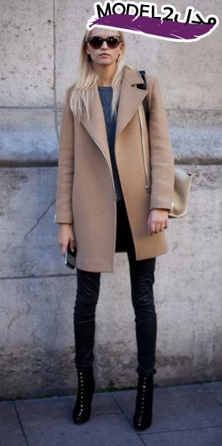 مدل پالتو زنانه زمستانی 2016