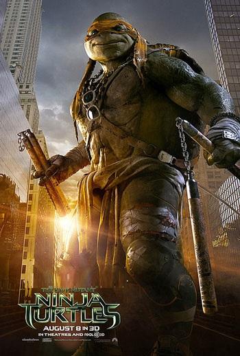 دانلود فیلم Teenage Mutant Ninja Turtles 2014 با لینک مستقیم