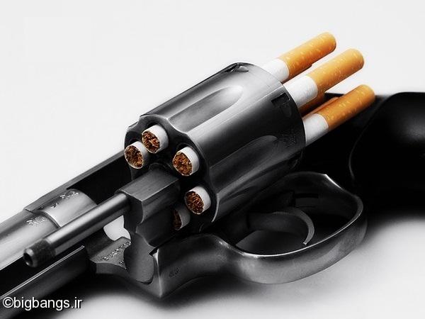 سیگار از هر ۳ نفر، ۲ نفر را به کام مرگ می کشد!