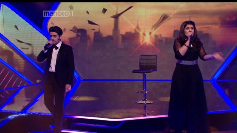 دانلود ویدئوی اجرای مشترک امیر حسین و ندا در آکادمی گوگوش به نام عسل