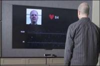 تشخیص ضربان قلب از فاصله یک متری