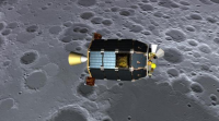 پرتاب کاوشگر جدید ماه به فضا