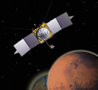 فضاپیمای ناسا در مریخ