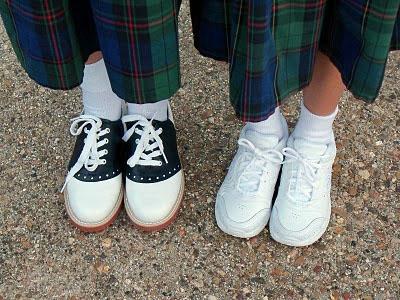 بهترین کفش برای دانش آموزان