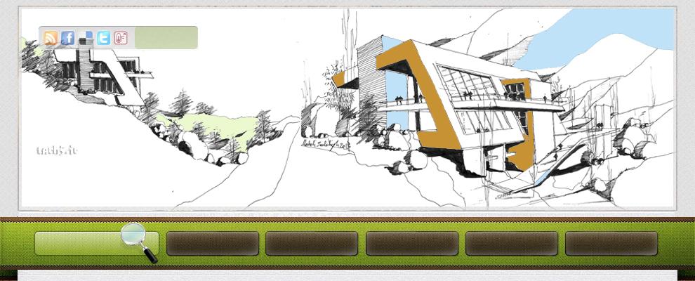 هدر وبلاگ معماری