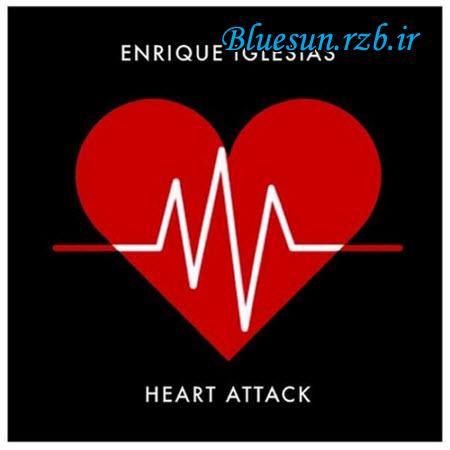 دانلود آهنگ جدید و زیبای Enrique Iglesias به نام  Heart Attack