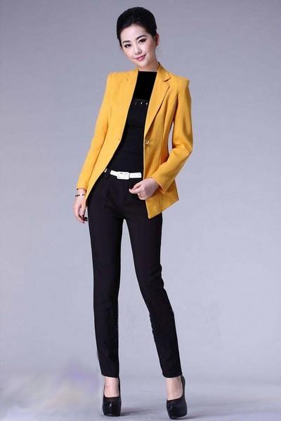 مدل کت شلوار زنانه مجلسی شیك اسپرت