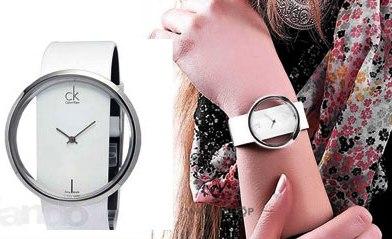 خريد ساعت مچي زنانه طرح CK ساده