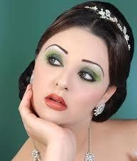 مدل چشم و ابرو عروس