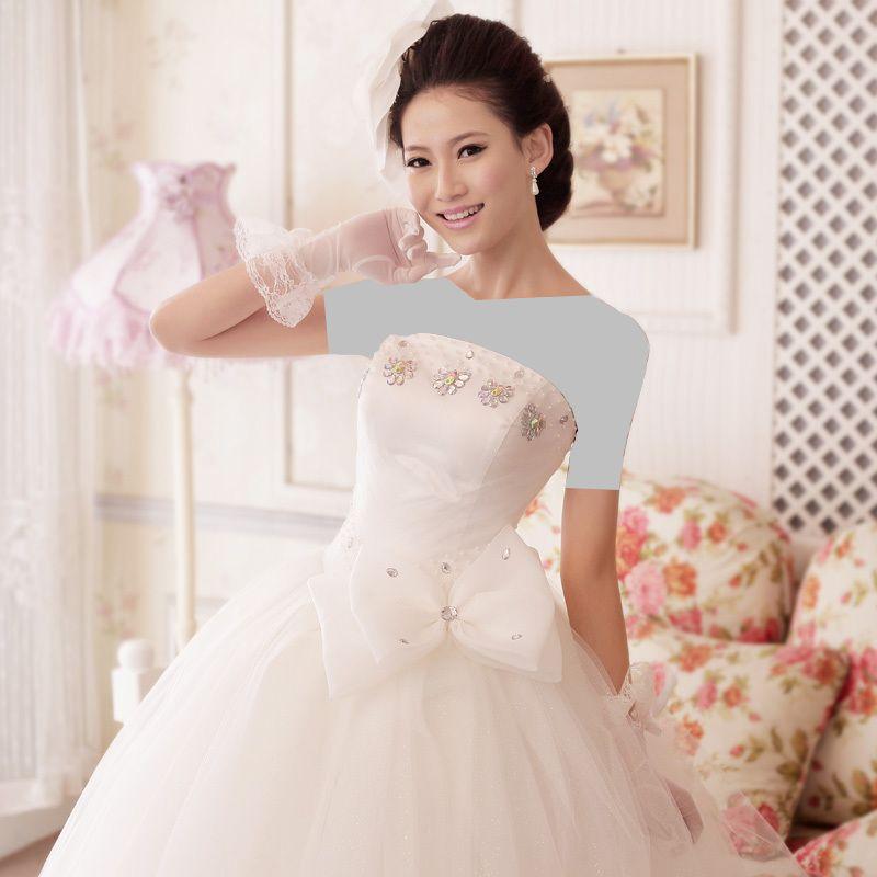 لباس عروس كره ای