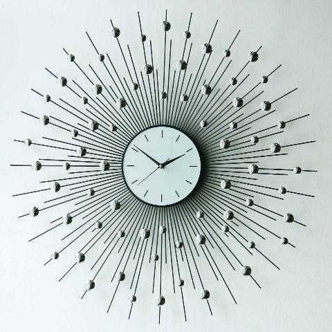 انواع مدلهای برتر ساعت دیواری برای خانه