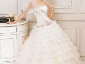 انواع جدیدترین مدل لباس عروس اسپوزا