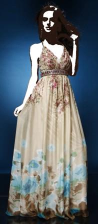مدل لباس مجلسي رنگي دخترانه