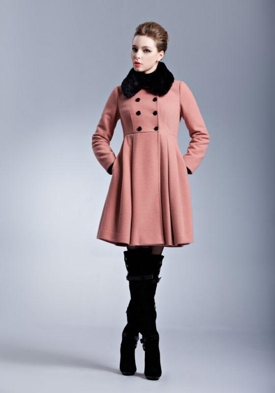 مدل جدید پالتو دخترانه شیك و زیبا کره ای طرح چهارخونه