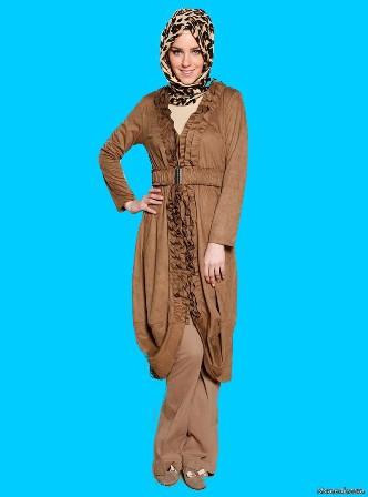 مدل مانتو شلوار مجلسی زنانه شیك