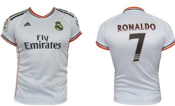 خرید لباس ورزشی اورجینال رئال مادرید