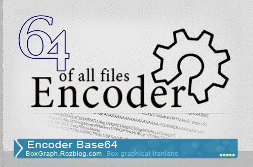 تبدیل فایل به دیتا با استفاده از بیس64