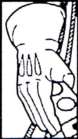 دستکش چرمی کار