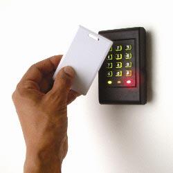 دستگاه شناسایی کارت