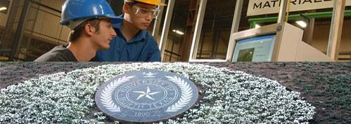 مسابقه بین المللی دانشجویی طراحی اجزای فولادی سرد نورد(2014)