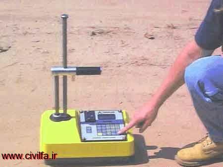 دستگاه های غیرمخرب تعیین دانسیته آسفالت