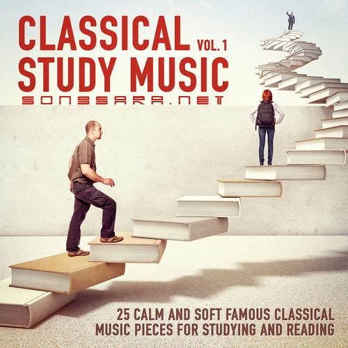 دانلود مجموعه ایی از ۲۵ قطعه ی آرام و دلنشین از موسیقی کلاسیک برای مطالعه