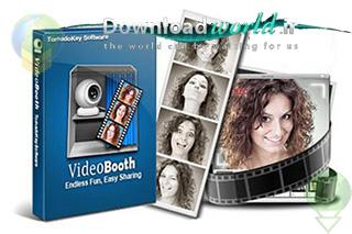دانلود نرم افزار گذاشتن افکت بر روی تصاویر ویدئویی – Video Booth Pro v 2.5.5.2