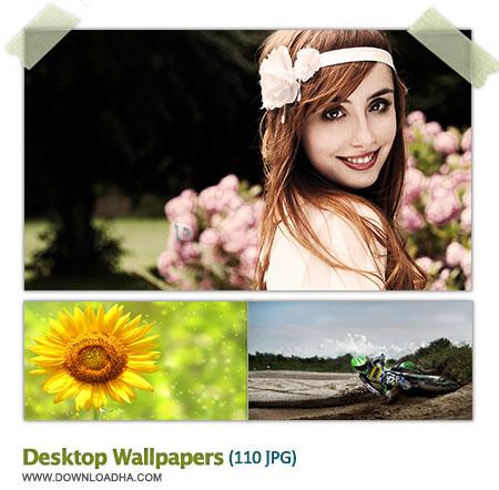 مجموعه ۱۱۰ والپیپر دیدنی برای دسکتاپ Desktop Wallpapers