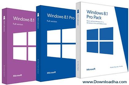 دانلود نسخه نهایی ویندوز ۸٫۱ – Microsoft Windows 8.1 AIO 7in1 x86/x64 Oct 2013