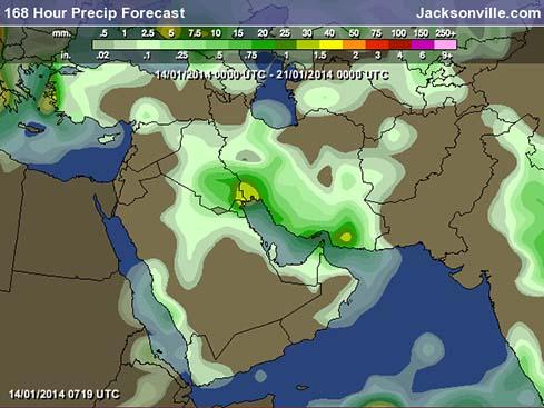 تصاویر هواشناسی