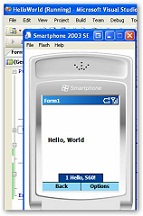 دانلود کتاب آموزش برنامه نویسی ویندوز موبایل در .net compact framework