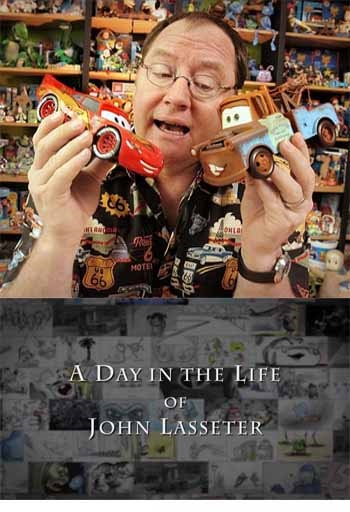 دانلود مستند A Day in the Life of John Lasseter