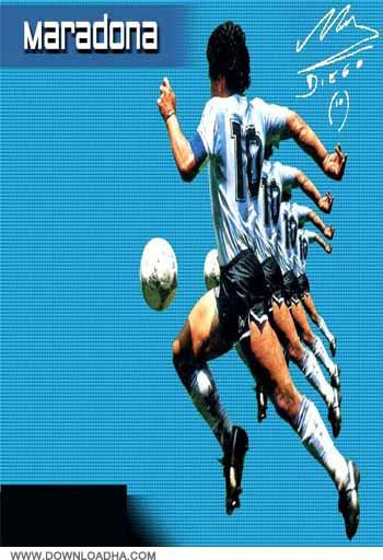 دانلود کلیپ مارادونا Diego Maradona Highlights – The Legend