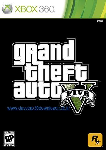 دانلود بازی Grand Theft Auto V برای XBOX360
