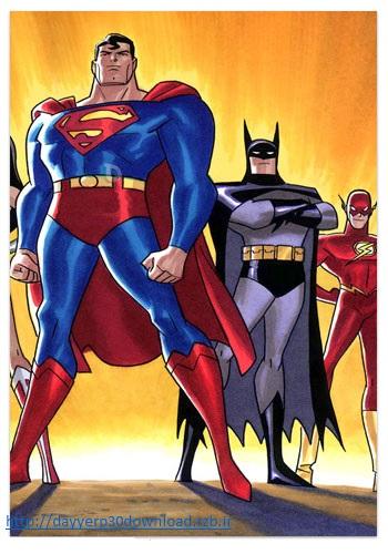 دانلود فصل پنجم انیمیشن لیگ عدالت – Justice League Season 5 قسمت 3