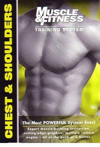 دانلود فیلم آموزش بدنسازی Muscle & Fitness Training System – Chest & Shoulders