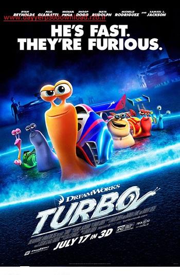 دانلود انیمیشن Turbo 2013