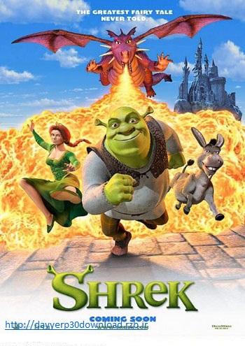 دانلود دوبله فارسی انیمیشن شرک ۱ – Shrek 2001