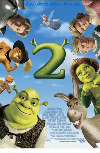 دانلود دوبله فارسی انیمیشن شرک ۲ – Shrek 2 2004
