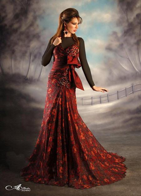 مدل های لباس مجلسی بسیار زیبا