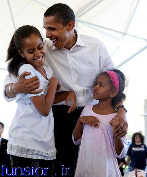 ممنوعیت استفاده از فیسبوک برای دختران رئیس جمهور!!